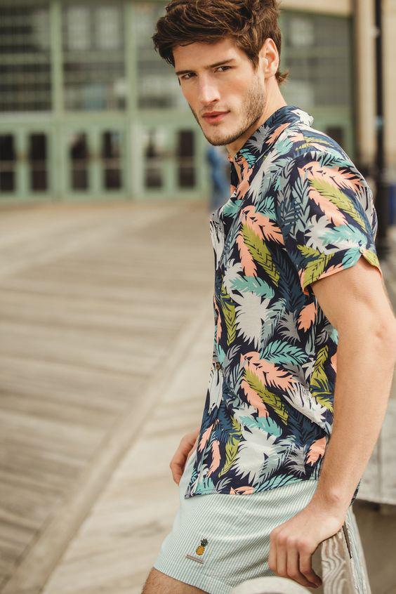 30 Tendências do Verão 2020 na Moda Masculina
