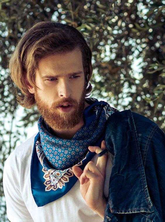 Bandana: Dicas de Como Usá-la em Looks Masculinos