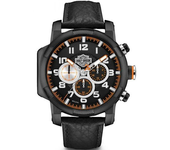 Bulova - 6 Relógios Masculinos Com Pulseira de Couro Para Comprar On Line