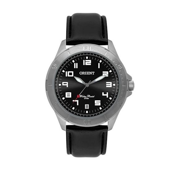 6 Relógios Masculinos Com Pulseira de Couro Para Comprar On Line - Orient