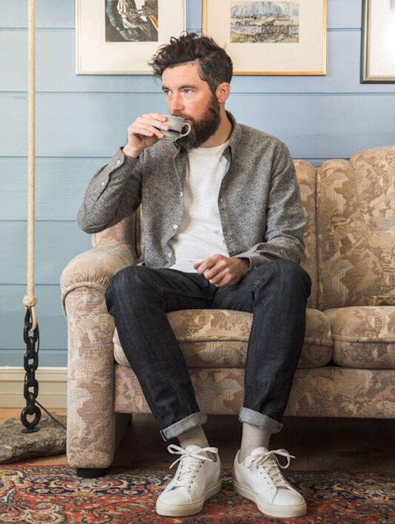 15 bequeme Kleidung, um stilvoll zu Hause zu bleiben