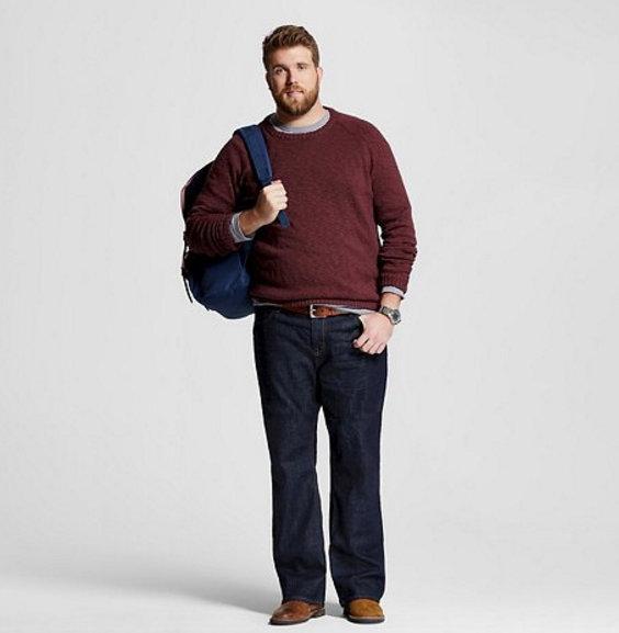 Tipp: Fit Hosen für Männer Plus Size
