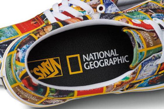 Vans Lança Coleção Colaborativa Com National Geographic
