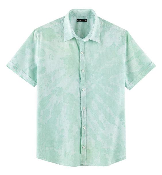 Tie dye - Tendências da Moda Masculina Para o Verão 2021