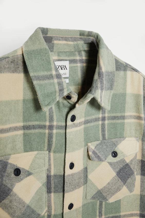 Tendências do Outono Inverno Masculino 2021 - camisa de flanela