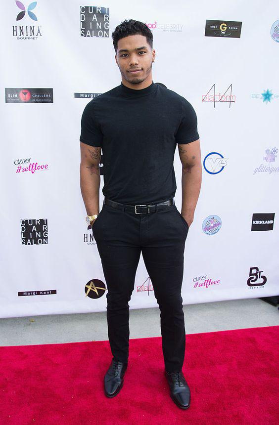 Como Combinar Cores na Moda Masculina - All Black