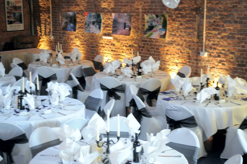 silver chair covers uk linen parsons grey sashes lcm venue pictures jpg