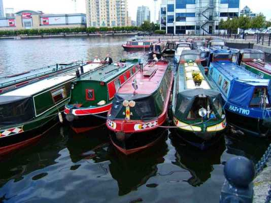 Image result for Salford narrowboats