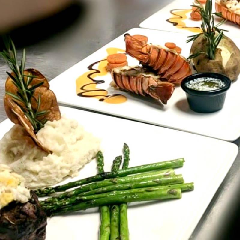 Canal Side Inn Dinner Menu