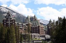 Banff Springs Hotel - Canalta Lodge