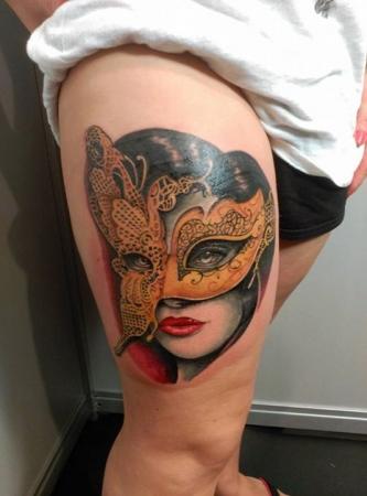 La Mala Vida Tattoo Estudio Tatuaje Madrid Guía Canaltattoocom