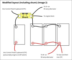 Battery Shunt Wiring Diagram | Wiring Diagram