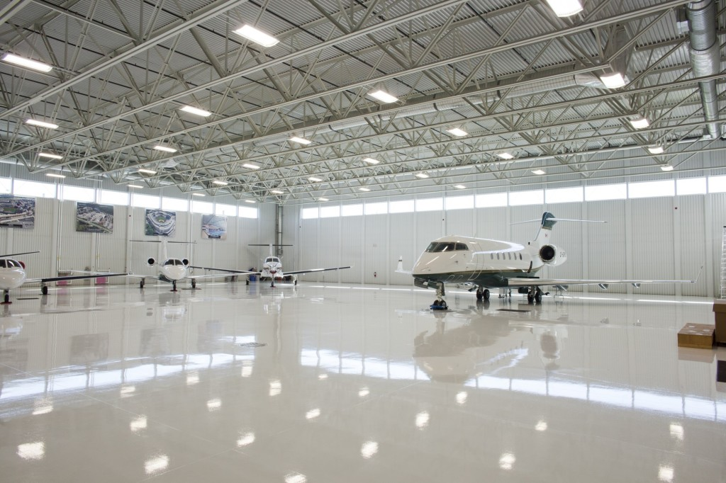 Aviation CMP Hangar  CanamBuildings