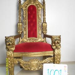 The Chair King Victorian Style Covers 5 39 Kings Chairs Furniture Prop Sales And Rentals