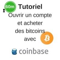 Créer un compte et acheter des bitcoins & Ethereum avec Coinbase