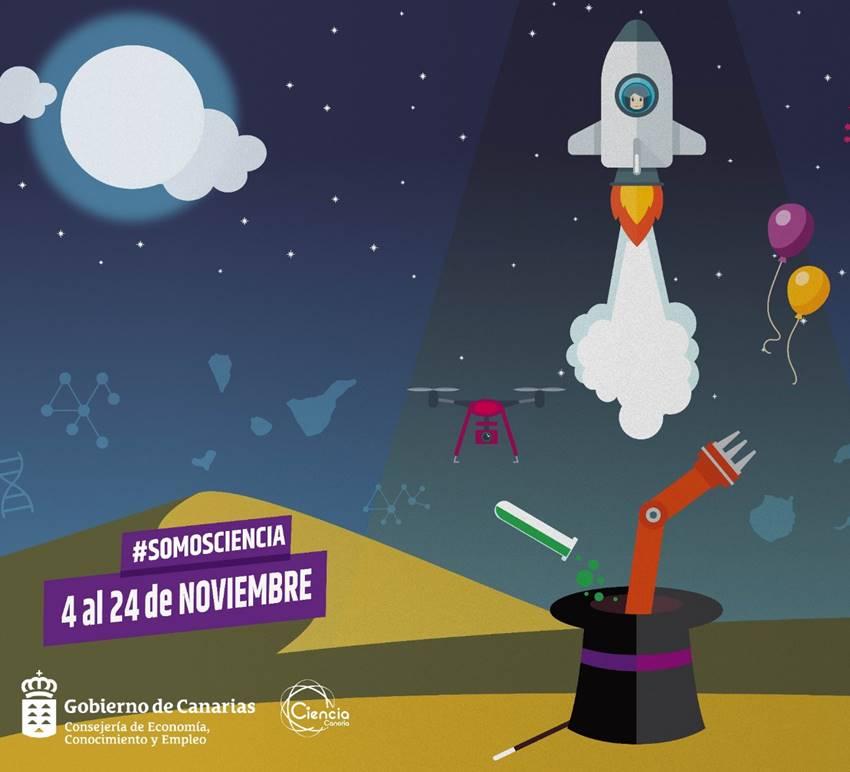 Semanas de la Ciencia y la Innovación 2019