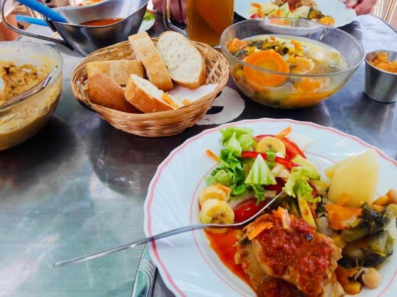 Restaurante La Montaña Casa Efigenia