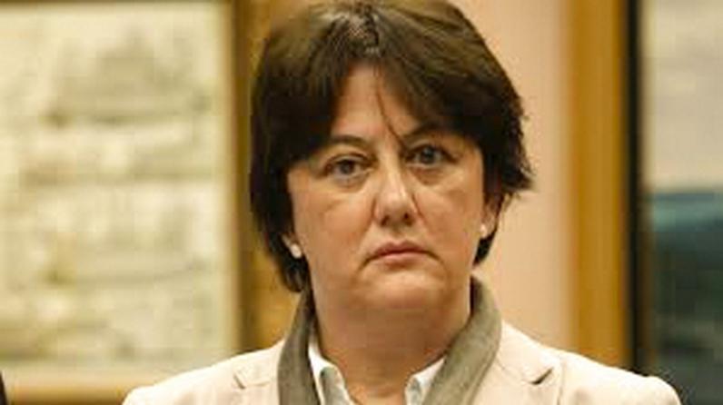 La secretaria general de Pesca, Alicia Villauriz