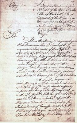 Carta intimidacion 1