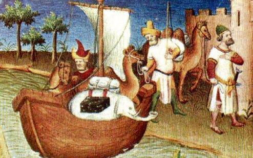 El viaje de Abada