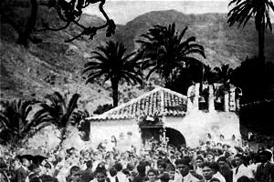 Ermita de los Santos Reyes sobre 1900