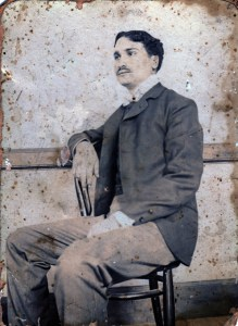 Francisco P. Montes de Oca García