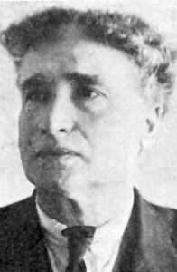 Francisco P. Montes de Oca y García