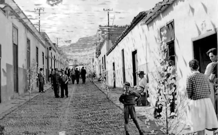 Calle del Humo.