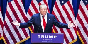 canary in the mine blog donald trump president of united states of america