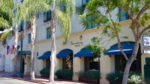 Downtown Santa Barbara Hotel Kimpton Canary