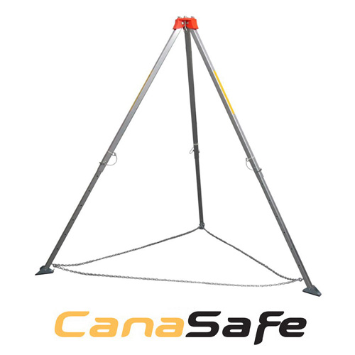 LaTCH CS Tripod : CanaSafe, Protecting Globally