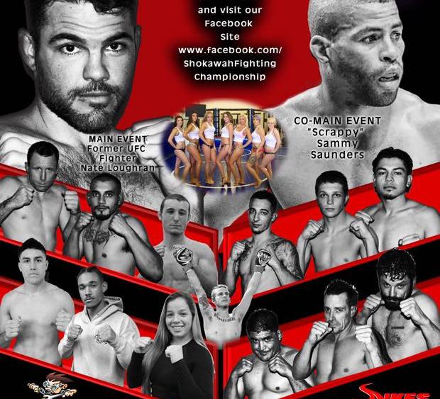 Can-A-Wipes Premier Sponsor for Shokawah Fighting Championships