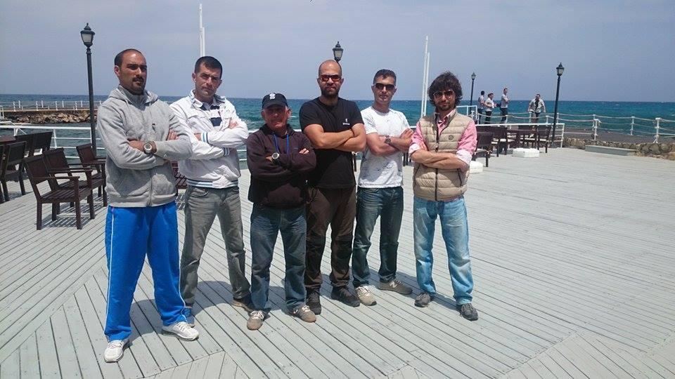 Cayan, Serkan, Cengiz Bergün, Faysal Sadıkoğlu, Seyhan Balat, Can Bekcan