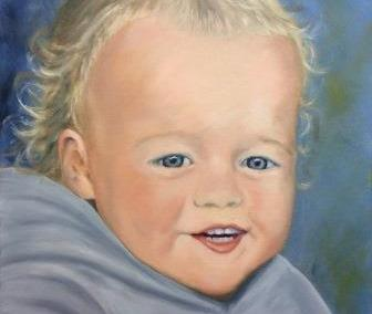 Fundamentals Plus – Oil Portrait by Sue