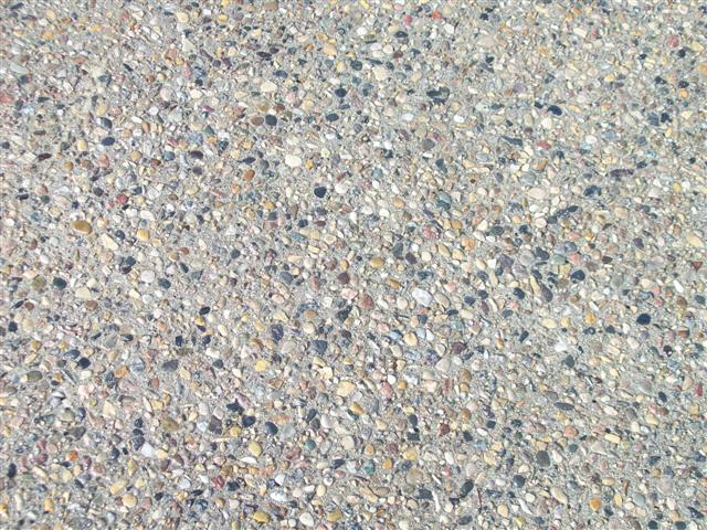 Exposed Aggregate Concrete Canberra