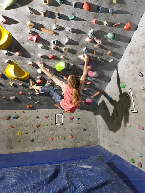 Boulder And Lead Climbing - Canberra Indoor Rock