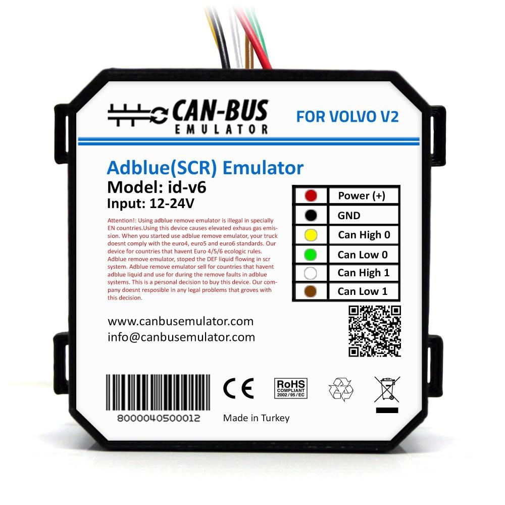 medium resolution of volvo fh adblue wiring diagram adblue emulators for euro 6 volvo euro 6 adblue