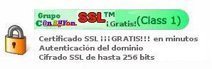 ssl certificado gratis