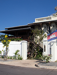 Makk Hotel Kampot Cambodia