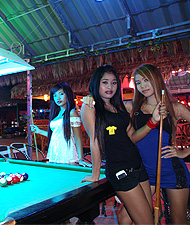 Sihanoukville Bars And Nightlife Cambodia