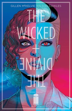 Wicked-Divine-TV-Series