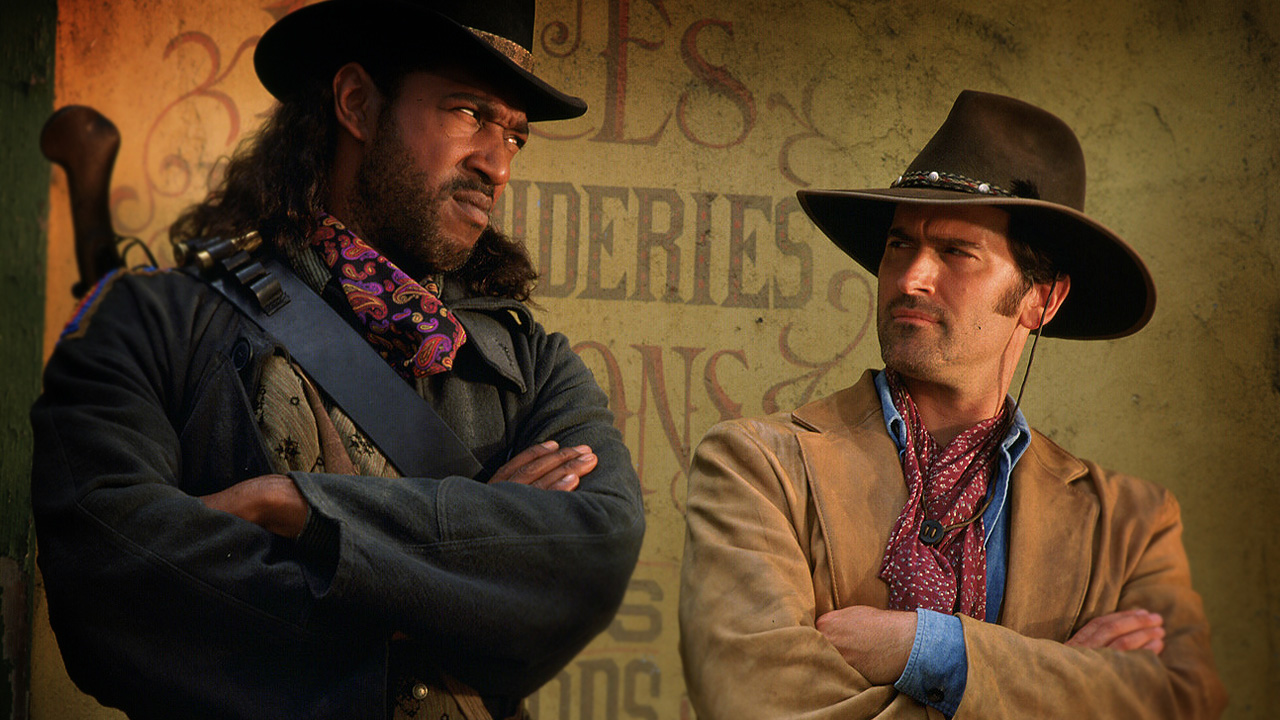 Cancelled Too Soon: The Adventures of Brisco County Jr. (1993) - Cancelled  Sci Fi