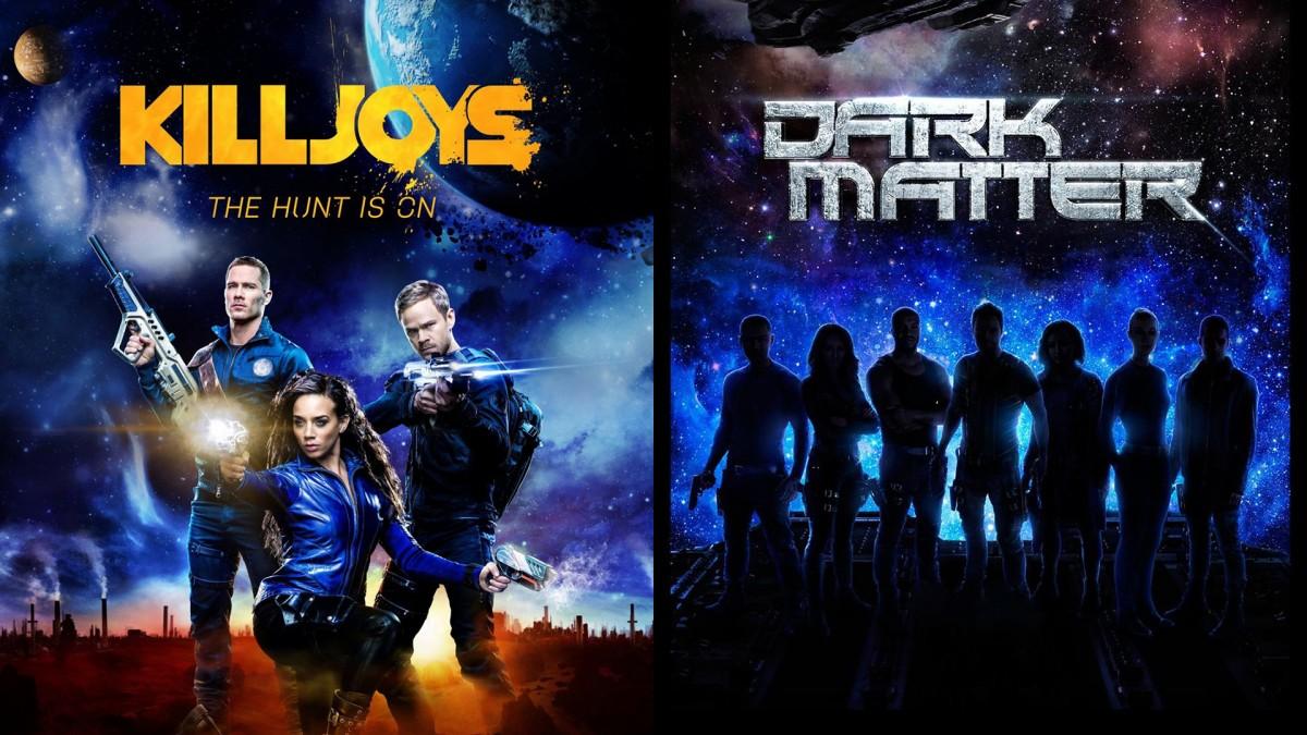 Dark Matter Serien Stream