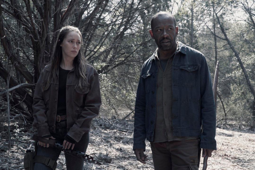 The Fear Of Walking Dead Stream