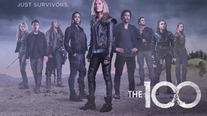Sci Fi TV News Briefs: The 100 to End with Upcoming 7th Season, The
