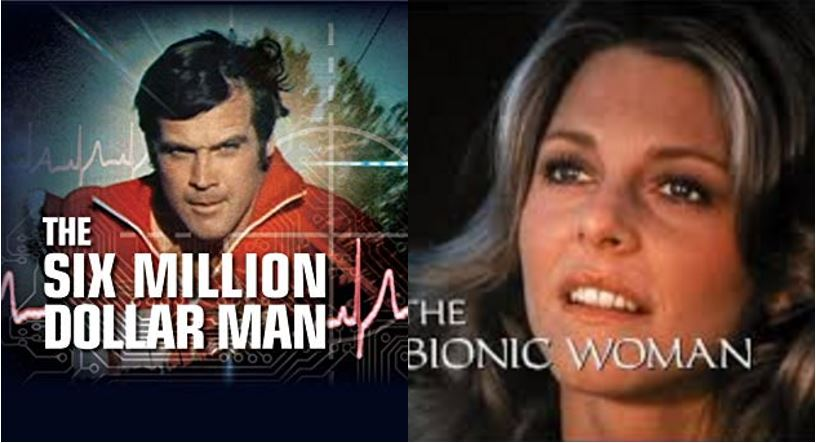 Streaming Finds: Go Bionic on NBC.com with The Six Million Dollar Man and  The Bionic Woman - Cancelled Sci Fi