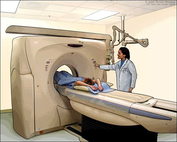 Computed Tomography Scanner