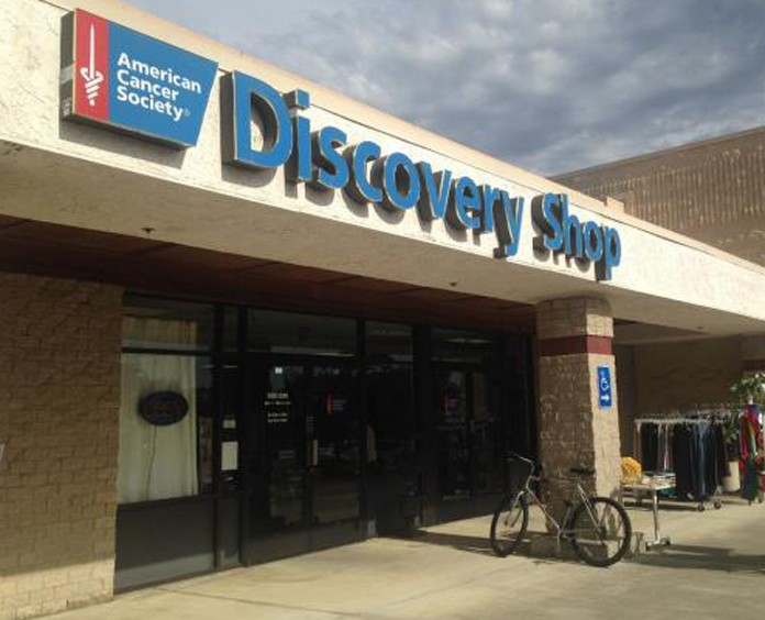 Roseville Discovery Shop American Cancer Society