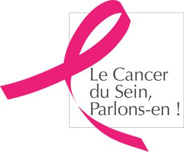 Logo Le Cancer du sein parlons-en !