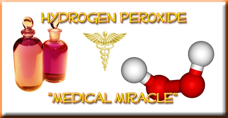 Image result for HYDROGEN PEROXIDE can cure anything